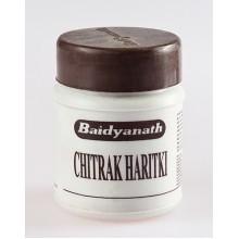 Baidyanath - Читрак харитаки (Chitrak Haritaki) (50 грамм)