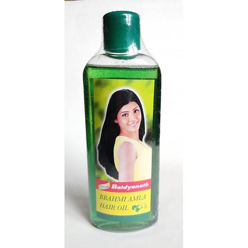 Baidyanath - Брами Амла масло для волос (Brahmi Amla Hair Oil) (200 мл)