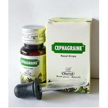 Charak - Сефагрейн капли(Cephagraine Nasal Drops) (15 мл)
