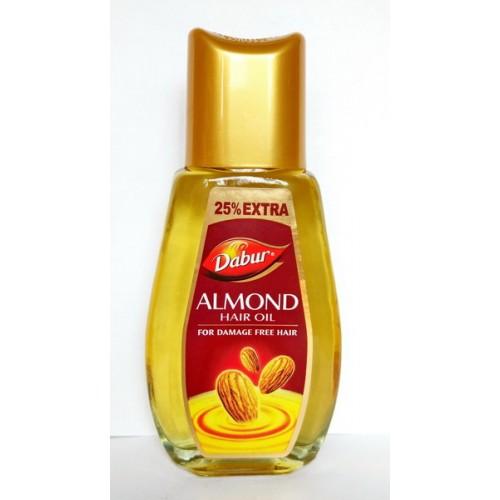Dabur - Миндальное масло для волос (Almond Hair Oil) (125 мл)