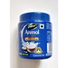 Dabur - Кокосовое масло (Anmol Gold Pure Cocnut Oil) (200 мл)