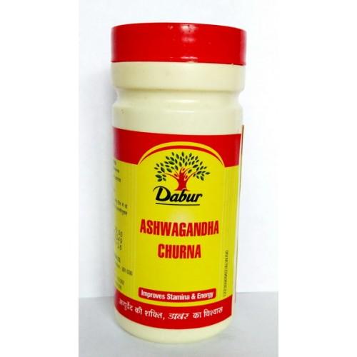 Dabur - Ашвагандха порошок (Ashwagandha Churna) (60 грамм)