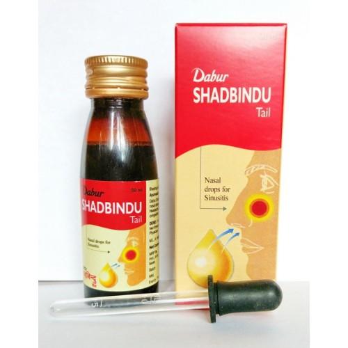 Dabur - Шадбинду масло (Shatbindu oil) (50 мл)