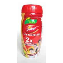 Dabur - Чаванпраш Двойной Иммунитет(Chyawanprash 2-х Immunity) (1 кг)