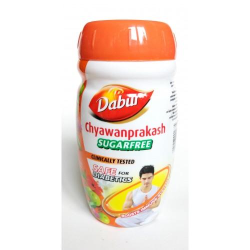 Dabur - Чаванпраш без сахара (Chyawanprakash Sugar free) (0.5 кг)