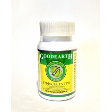 GoodEarth - Трифала Гуггул (Triphala Guggulu)  (60 кап)