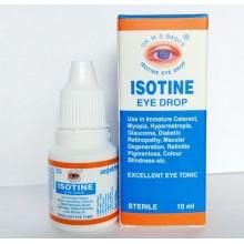 Jagat Pharma - Айсотин (Isotine) (10мл)