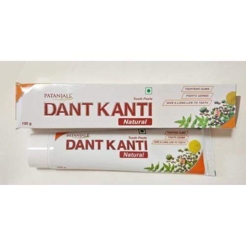"Patanjali - Зубная паста ""Dant Kanti"" (100 грамм)"