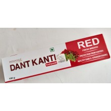 "Patanjali - Зубная паста ""Dant Kanti Red"" (100 грамм)"