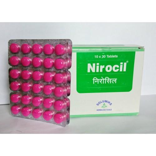 Solumiks - Нироцил (Nirocil) (30таб)
