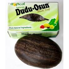 Tropical Naturals - Чёрное африканское мыло Дуду-Ошун (Dudu-Osun) (150 гр)