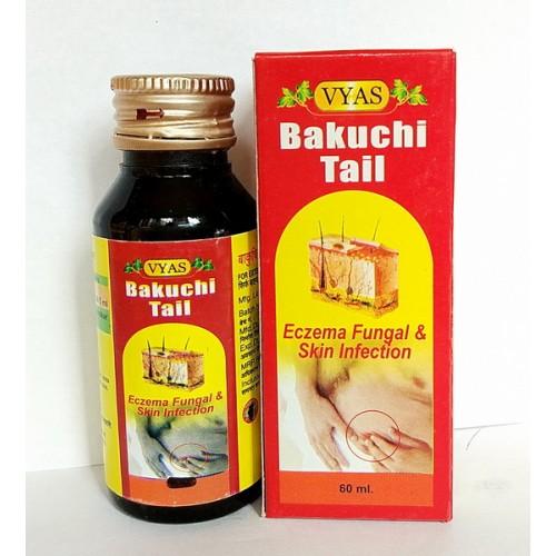Vyas Pharm - Бакучи масло (Bakuchi Oil) (60мл)