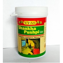 Vyas Pharm - Шакха пушпи (Shankha Pushpi) (100таб)