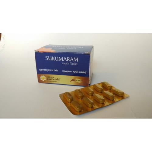 Kerala Ayurveda - Сукумарам кватх (Sukumaram Kwath) (100 табл)