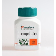 Himalaya - Манджишта (Manjishtha) (60cap)