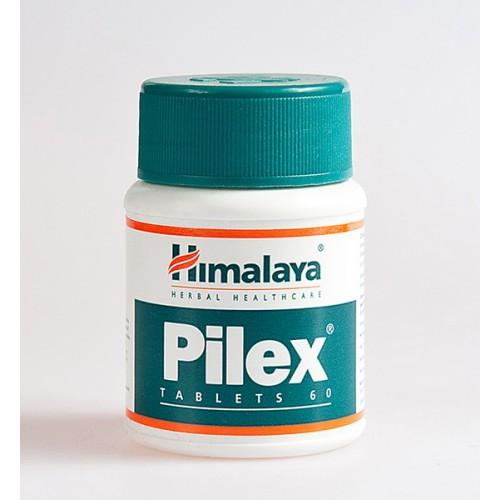 Himalaya - Пайлекс (Pilex) (60 табл)