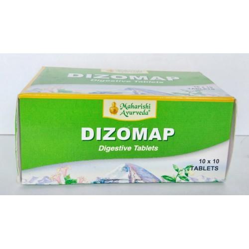 MA - Дизомап (Dizomap)(100таб)