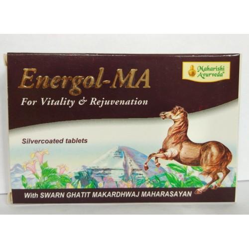 MA - Энергол (Energol) (20таб)