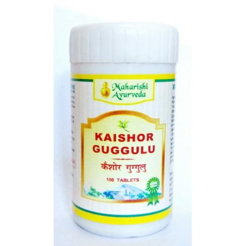 MA - Кайшора гуггул (Kaishora Guggulu) 25гр (100таб)