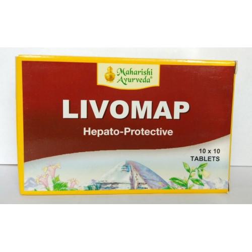 MA - Ливомап (Livomap)(100 табл)