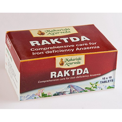 MA - Ракта (Raktda) (100таб)