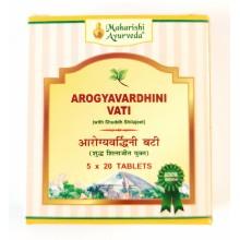 MA - Арогьявардхини (Arogyavardhini)(100 табл)