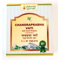 MA - Чандрапрабха вати (Chandraprabha Vati) (100 таб)