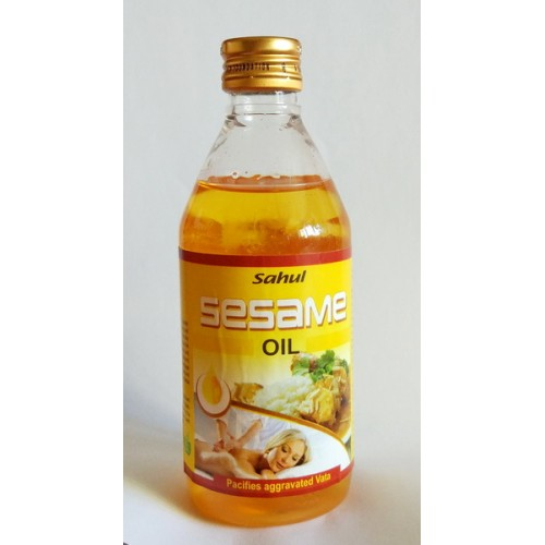 Sahul - Кунжутное масло (250мл)