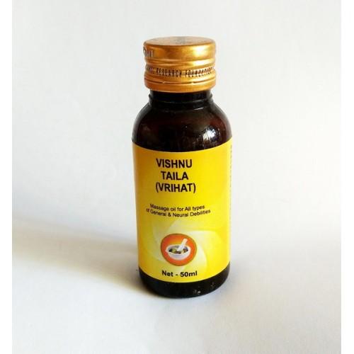 Sahul - Вишну масло (Vishnu oil) (50мл)