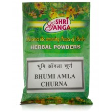 Shri Ganga - Бхуми Амла Чурна (Bhumi Amla Churna ) (100 гр)