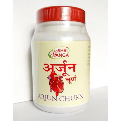 Shri Ganga - Арджуна порошок (Arjuna churna) (100 грамм)