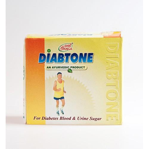 Shri Ganga - Диабтон плюс (Diabtone+) (120 таб)