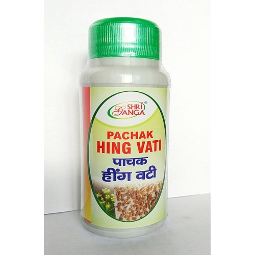 Shri Ganga - Хинг вати (Hing Vati) (100 грамм)
