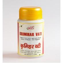 Shri Ganga - Кримихар вати (Krimihar Vati) (50 грамм)