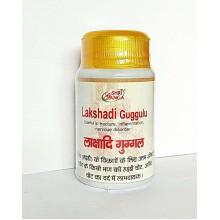 Shri Ganga - Лакшади гуггул (Lakshadi Guggul) (50 грамм)