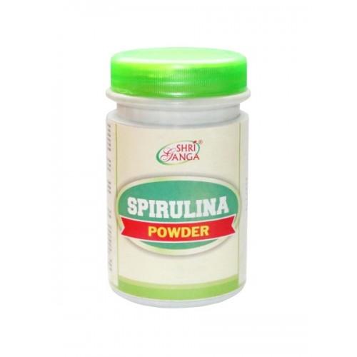 Shri Ganga - Спирулина (Spirulina) (100 грамм)