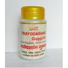 Shri Ganga - Трайодашаг гуггул (Trayodashag Guggal) (50 грамм)