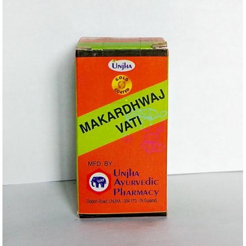 Unjha - Макараджвадж вати (Makardhwaj Vati) (30таб)