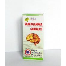 Unjha - Сарпагандха гхан вати (Sarpagandha Ghan Vati) (40таб)