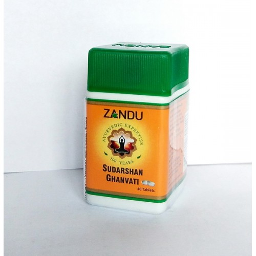 Zandu - Сударшан Гханвати (Sudarshan GhanVati)