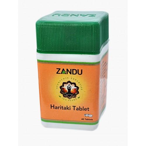 Zandu - Харитаки (Haritaki)(40 табл)
